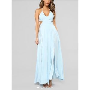 Free As The Wind Maxi Dress